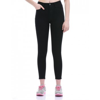 Tommy Hilfiger Women Casual Wear Black Jeans