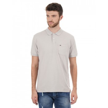Tommy Hilfiger Men Solid Casual Wear T-shirt