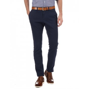 Tommy Hilfiger Men Solid Casual Wear Trouser