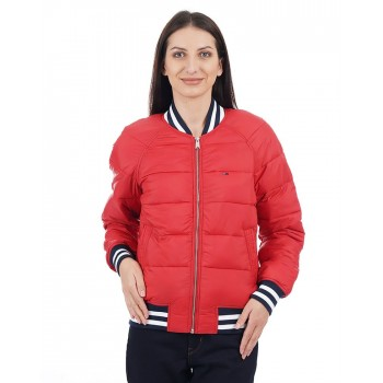 Tommy Hilfiger Women Casual Wear Solid Jacket