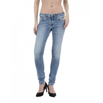 Tommy Hilfiger Women Casual Wear Blue Jeans