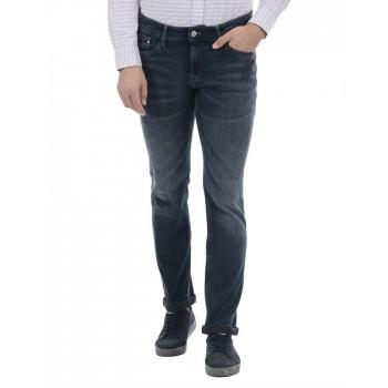 Tommy Hilfiger Men Blue Casual Wear Jeans