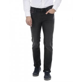 Tommy Hilfiger Men Black Casual Wear Jeans