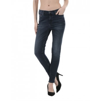 Tommy Hilfiger Women Blue Casual Wear Jeans