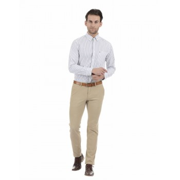 Tommy Hilfiger Men Formal Wear White Shirt