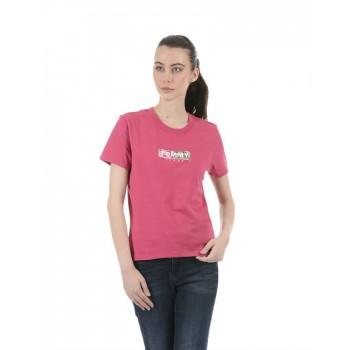 Tommy Hilfiger Women Pink Casual Wear T-Shirt