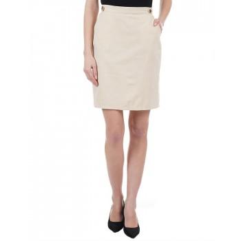 U.S. Polo Assn. Women Solid Casual Wear Skirt