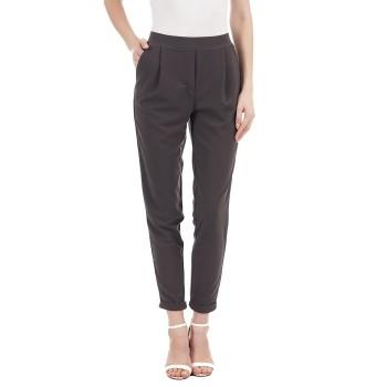 U.S. Polo Assn. Women Casual Wear Solid Trouser