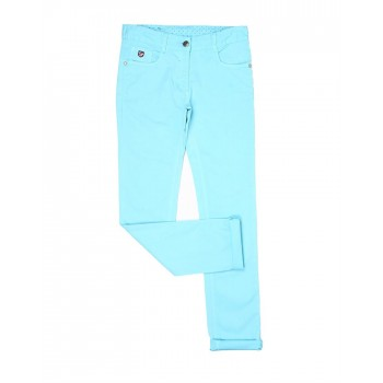 U.S. Polo Assn. Casual Solid Girls Jeans