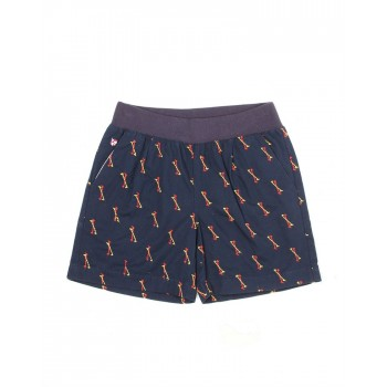 U.S. Polo Assn. Casual Printed Girls Shorts