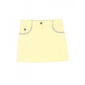 U.S. Polo Assn. Casual Solid Girls Skirt