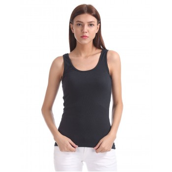 U.S. Polo Assn. Women Casual Wear Solid Camisole