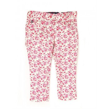 U.S. Polo Assn. Girls Casual Wear Printed Capri