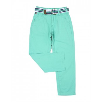 U.S. Polo Assn. Boys Casual Wear Solid Trouser