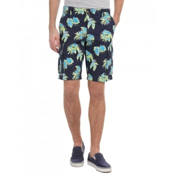 U.S. Polo Assn. Men Printed Casual Wear Shorts
