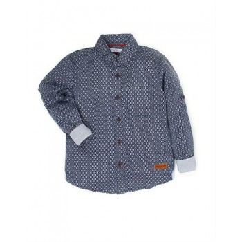 U.S. Polo Assn. Casual Printed Boys Shirt