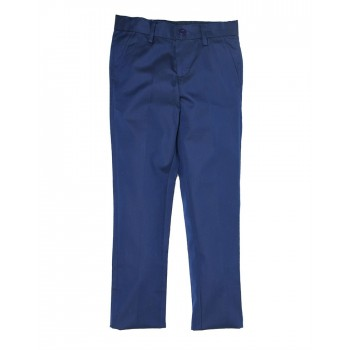 U.S. Polo Assn. Girls Casual Wear Solid Trouser