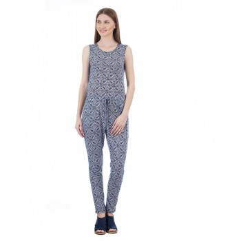 U.S. Polo Assn. Women Printed Casual Wear Jump Suit