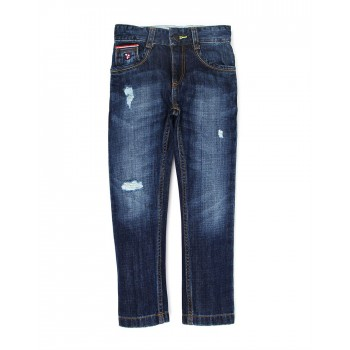U.S. Polo Assn. Casual Solid Boys Jeans