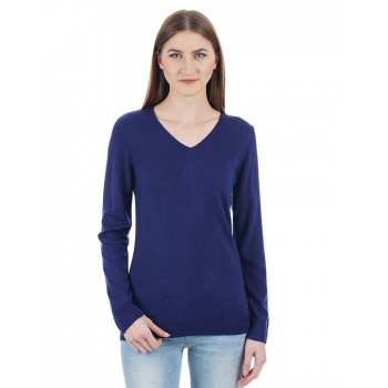 U.S. Polo Assn. Women Solid Casual Wear Sweater