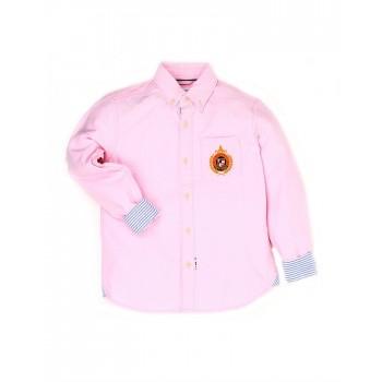 U.S. Polo Assn. Casual Solid Boys Shirt