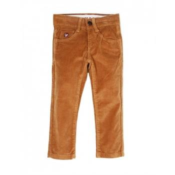 U.S. Polo Assn. Boys Casual Wear Solid Trouser