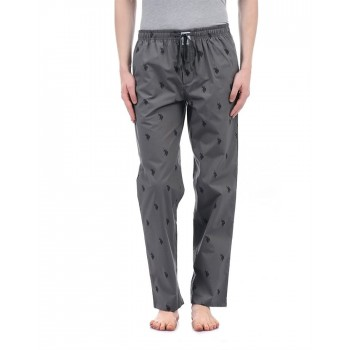 U.S. Polo Assn. Men Printed Trousers