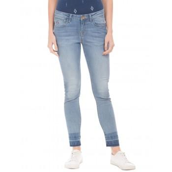 U.S. Polo Assn. Women Solid Casual Wear Jeans