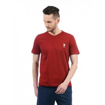 U.S. Polo Assn. Men Printed T-Shirt