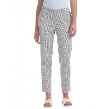 U.S. Polo Assn. Women Casual Wear Printed Trouser