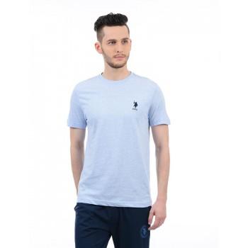 U.S. Polo Assn. Men Solid T-Shirt