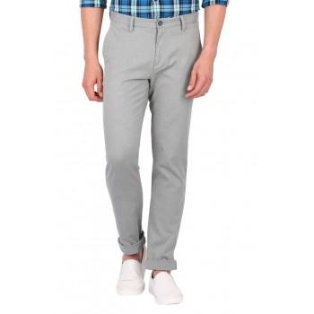 U.S.Polo Assn. Men Solid Casual Wear Trousers