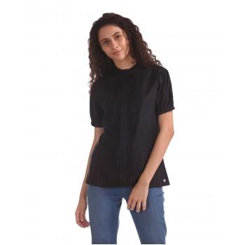 U.S. Polo Assn. Women Casual Wear Solid Top