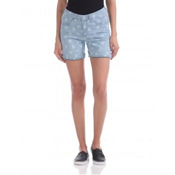 U.S. Polo Assn. Women Casual Wear Printed Short