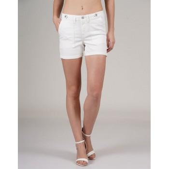 U.S. Polo Assn. Women Casual Wear Solid Shorts