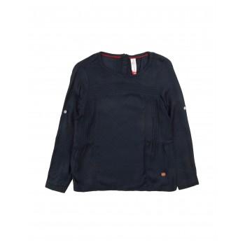 U.S. Polo Assn. Girls Casual Wear Solid Top