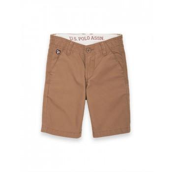 U.S. Polo Assn. Casual Solid Boys Shorts