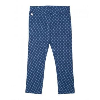 U.S. Polo Assn. Girls Casual Wear Printed Trouser