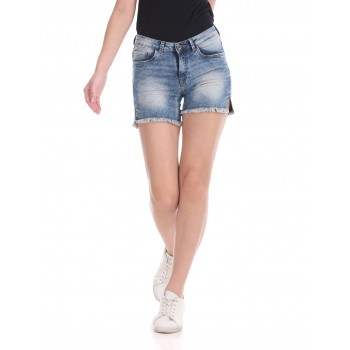 U.S. Polo Assn. Women Casual Wear Solid Shorts