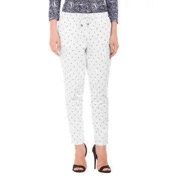 U.S. Polo Assn. Women Casual Wear Polka Dots Trouser