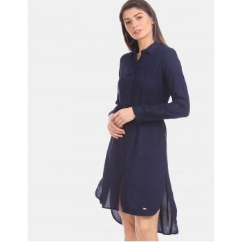 U.S. Polo Assn. Women Women Blue Dress