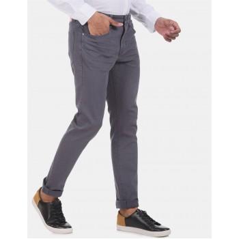 U.S  Polo Assn. Men Casual Wear Grey Jeans