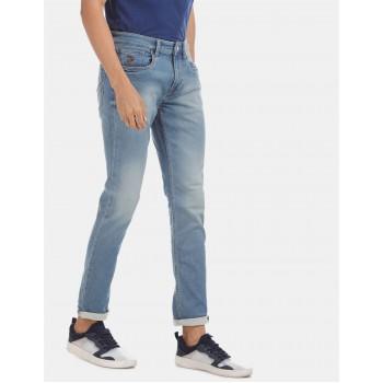 U.S  Polo Assn. Men Casual Wear Blue Jeans