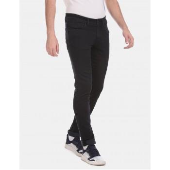 U.S  Polo Assn. Men Casual Wear Black Jeans