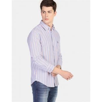 U.S Polo Assn. Men's Casual Wear Multicolor Shirt