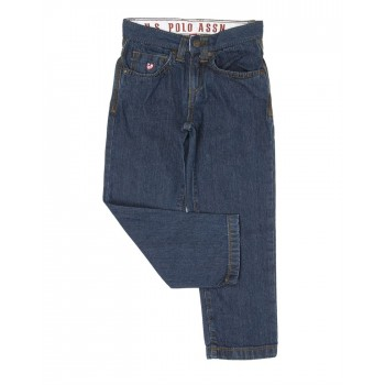 U.S. Polo Assn. Casual Wear Solid Boys Jeans