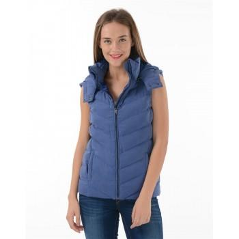 U.S. Polo Association Casual Wear Solid Women Jacket