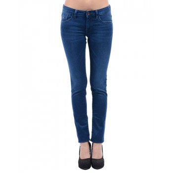 U.S. Polo Association Casual Wear Solid Women Jeans