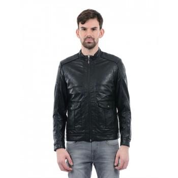 U.S. Polo Association Casual Wear Solid Men Jacket