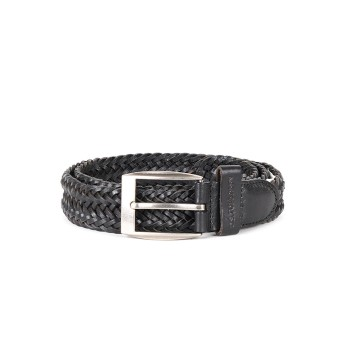 U.S. Polo Association Casual Wear Textured Men Belt